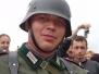 Rekonstrukcja bitwy 61 pułku piechoty w Szczytnie